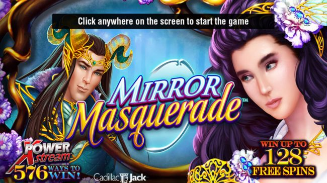 Play slots at My Bet: My Bet featuring the Video Slots Mirror Masquerade with a maximum payout of $518,400