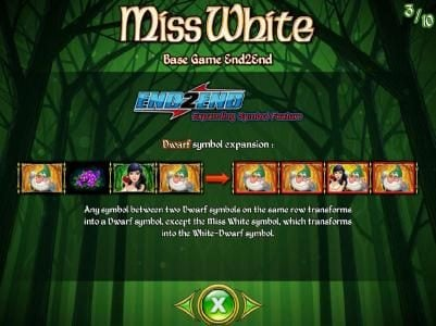 Casino Club featuring the Video Slots Miss White with a maximum payout of $250,000