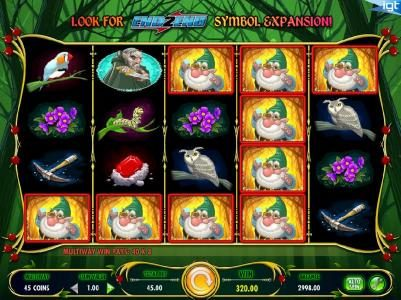 Powerspins featuring the Video Slots Miss White with a maximum payout of $250,000
