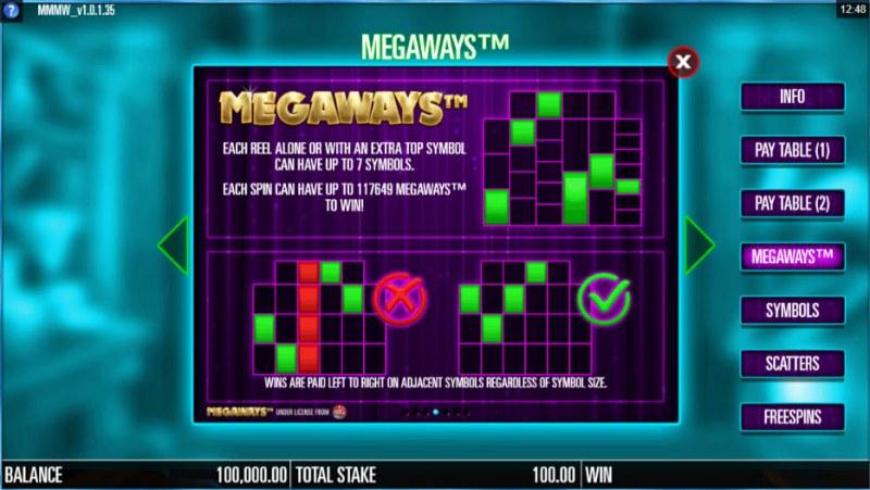 Magic Merlin Megaways :: Megaways