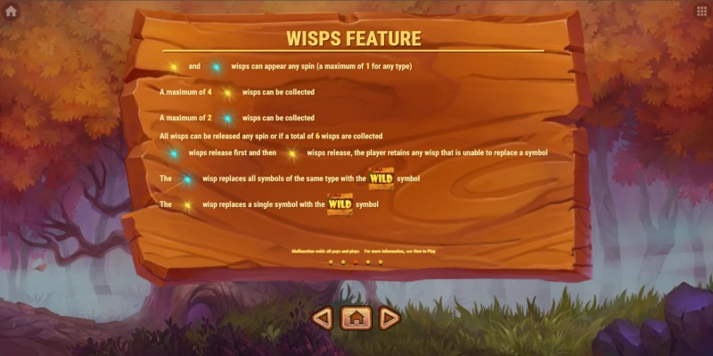 Magic Oak :: Wisps Feature