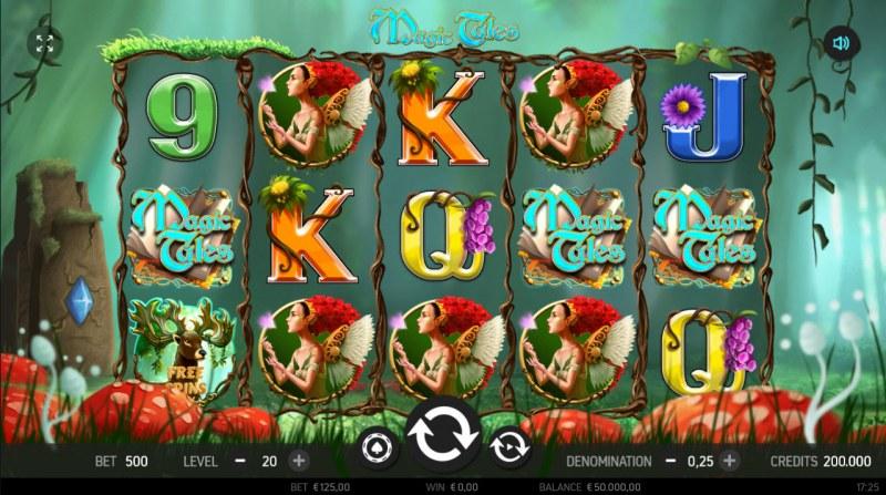 Magic Tales :: Main Game Board