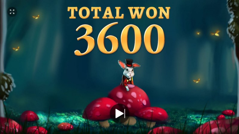 Magic Tales :: Total free spins payout