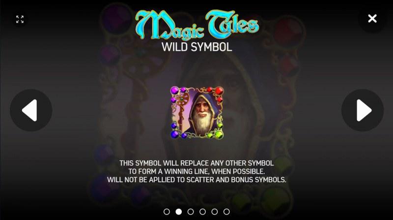 Magic Tales :: Wild Symbols Rules