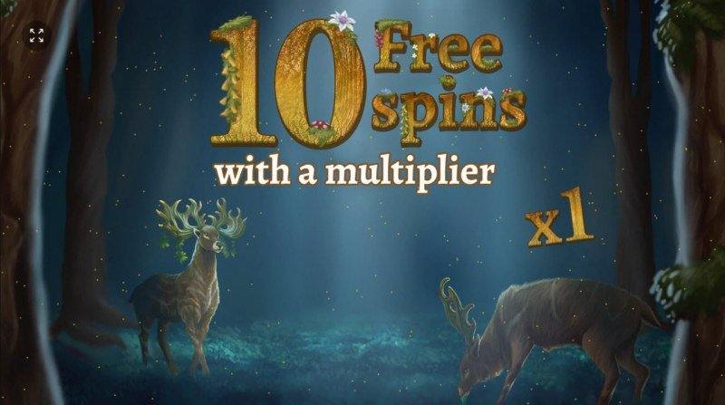 Magic Tales :: 10 Free Spins Awarded