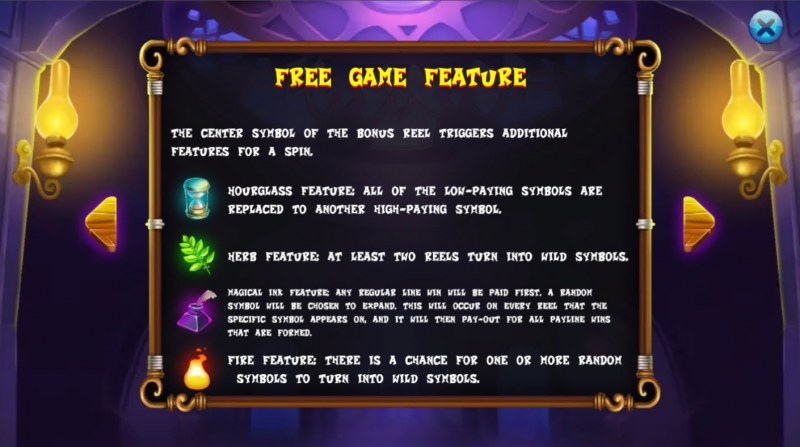 Magical Store :: Free Game Rules