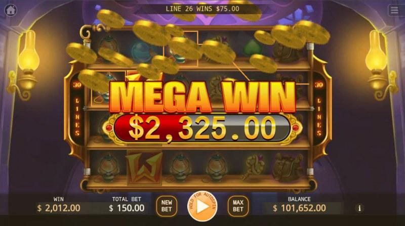 Magical Store :: Mega Win