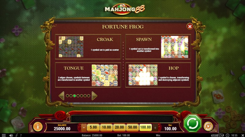 Play slots at 21 Prive Casino: 21 Prive Casino featuring the Video Slots Mahjong 88 with a maximum payout of $500,000