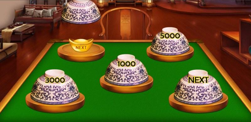 Mahjong House :: Pick a bowl