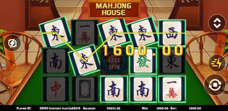 Mahjong House :: Big Win