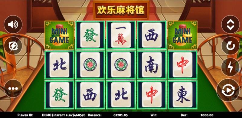 Mahjong House :: Main Game Board