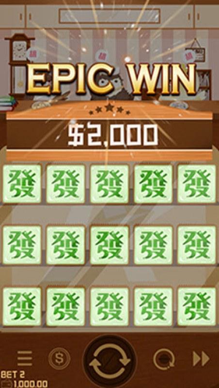 Mahjong :: Epic Win