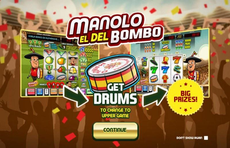 Manolo el del Bombo :: Introduction