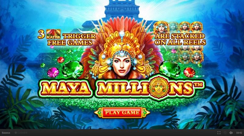 Maya Millions :: Introduction