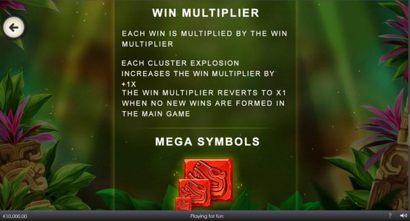 Mayan Blocks :: Win Multiplier
