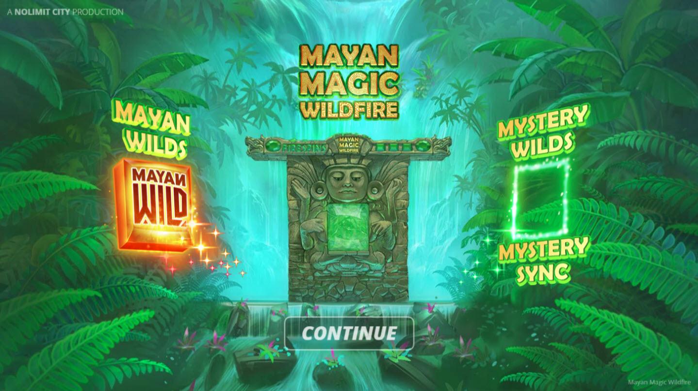 Mayan Magic Wildfire :: Introduction