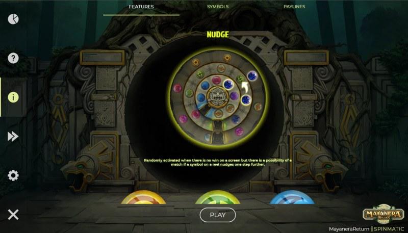 Mayanera Return :: Nudge Feature