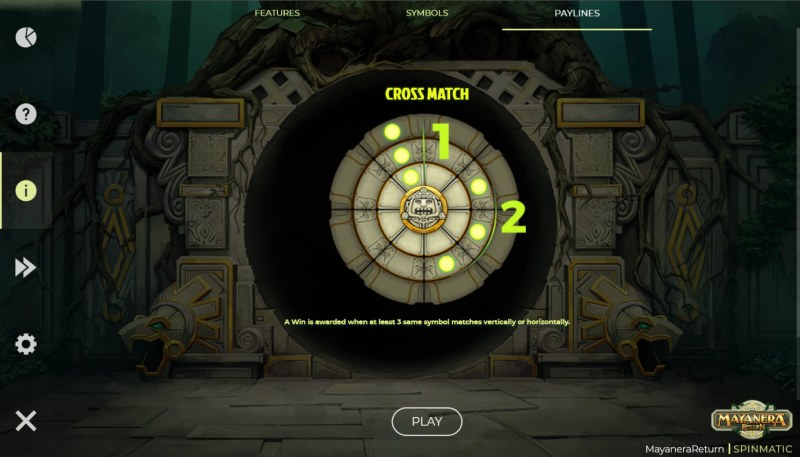 Mayanera Return :: Cross Match