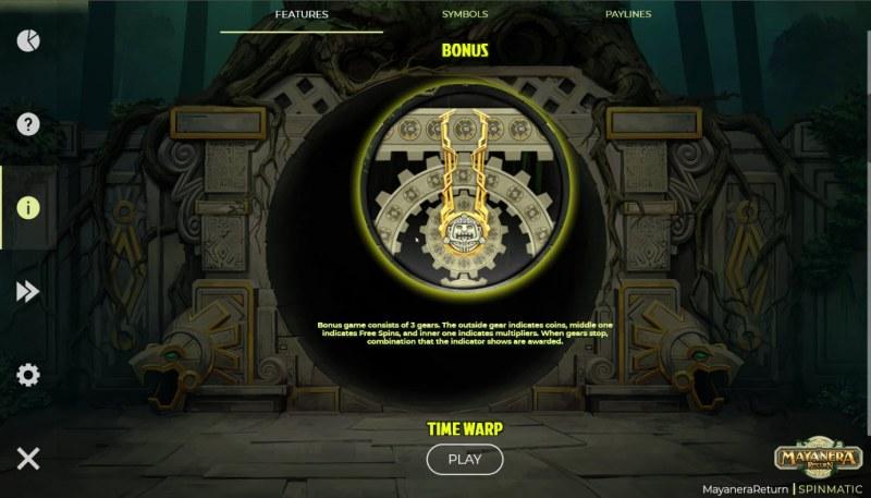 Mayanera Return :: Bonus Feature