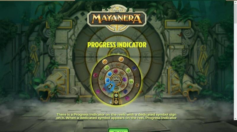 Mayanera :: Progress Indicator