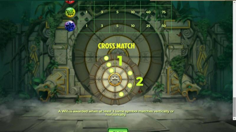Mayanera :: Cross Match