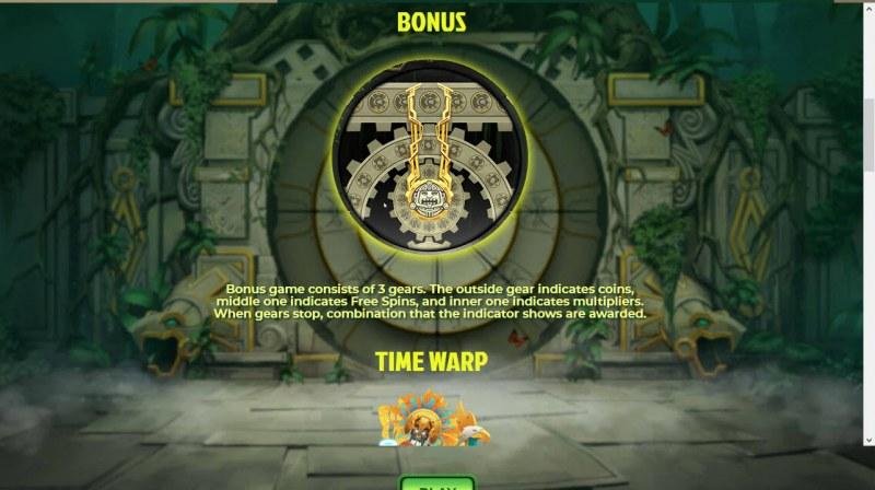 Mayanera :: Bonus Game Rules