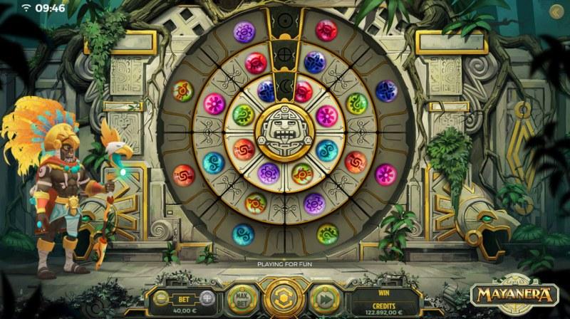 Mayanera :: Main Game Board
