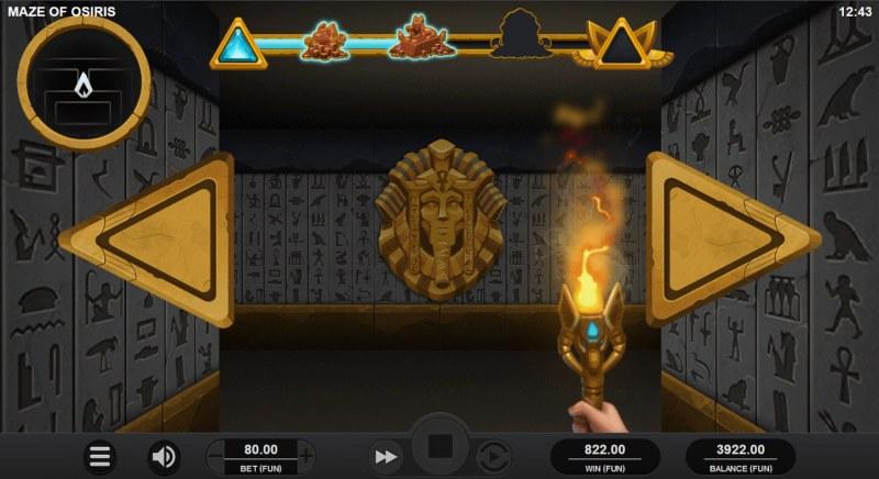 Maze of Osiris :: Travel through the maze