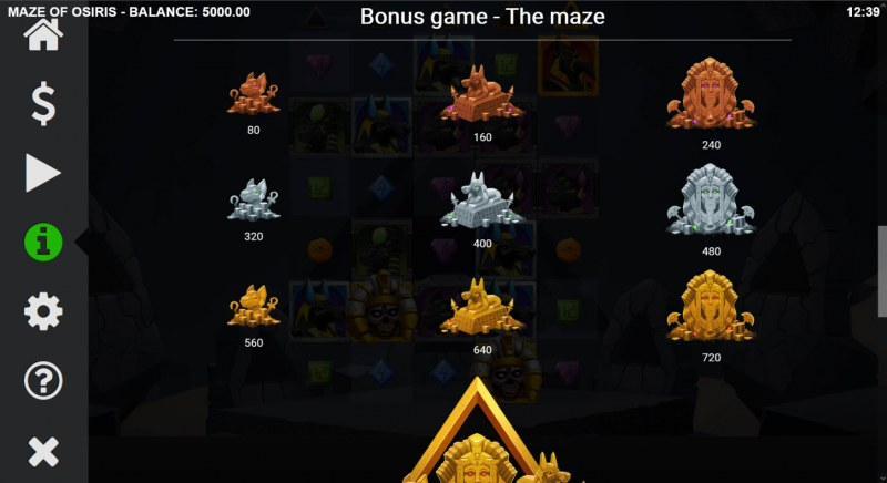 Maze of Osiris :: Bonus Feature