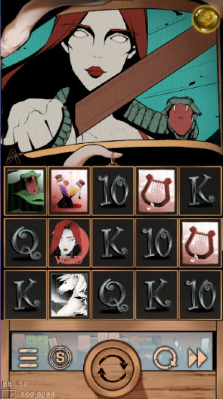 Medusa :: Main Game Board