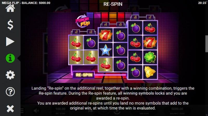 Mega Flip :: Re-Spin