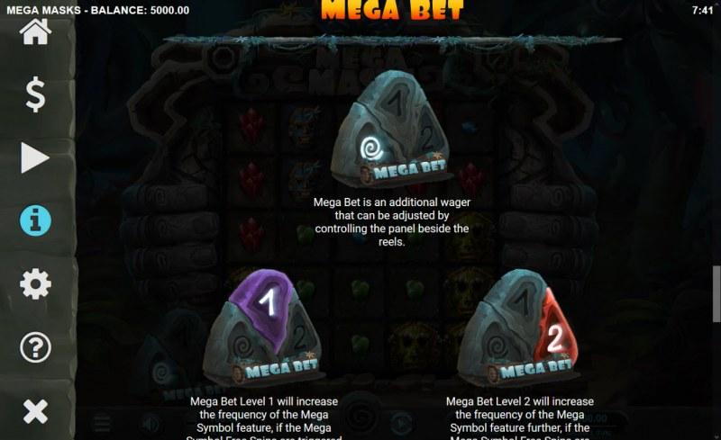 Mega Masks :: Mega Bet