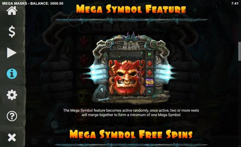 Mega Masks :: Mega Symbol Feature