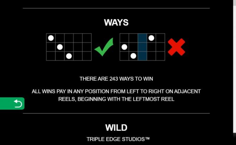 Mega Moolah Absolooty Mad :: 243 Ways to Win