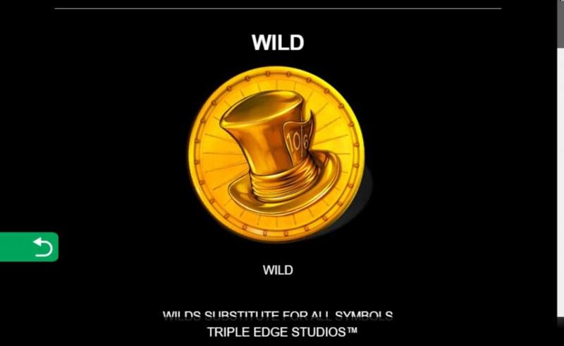 Mega Moolah Absolooty Mad :: Wild Symbols Rules
