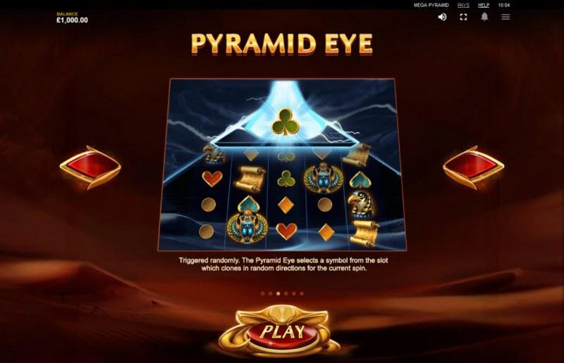 Mega Pyramid :: Feature Rules