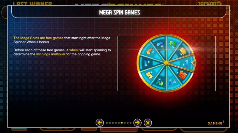 Mega Spinner :: Feature Rules