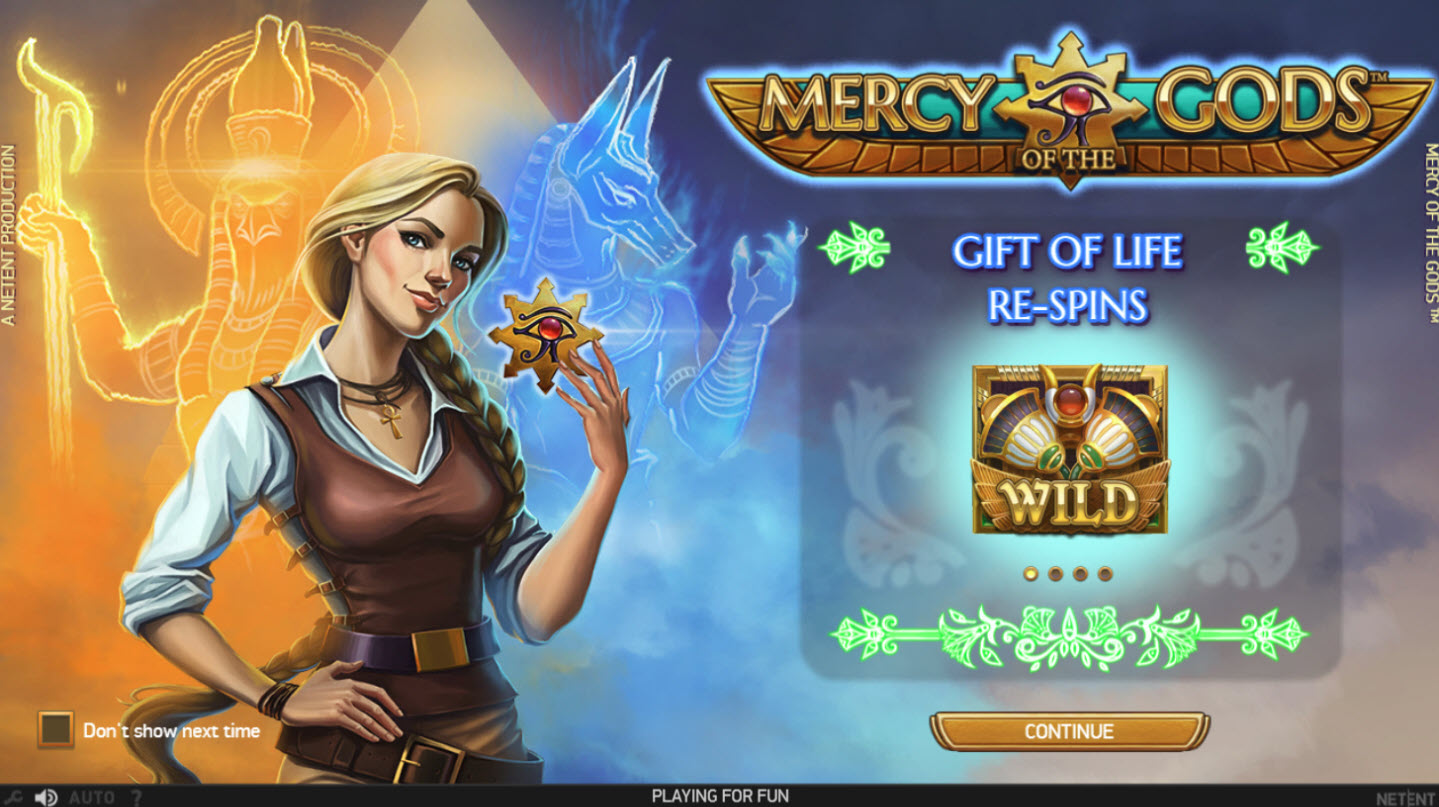 Play slots at Wild Wild Bet: Wild Wild Bet featuring the Video Slots Mercy of the Gods with a maximum payout of $160,000