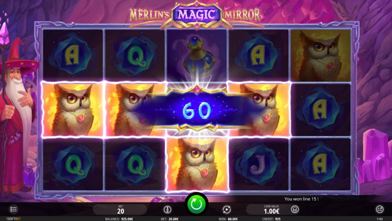 Merlin's Magic Mirror :: Four of a kind