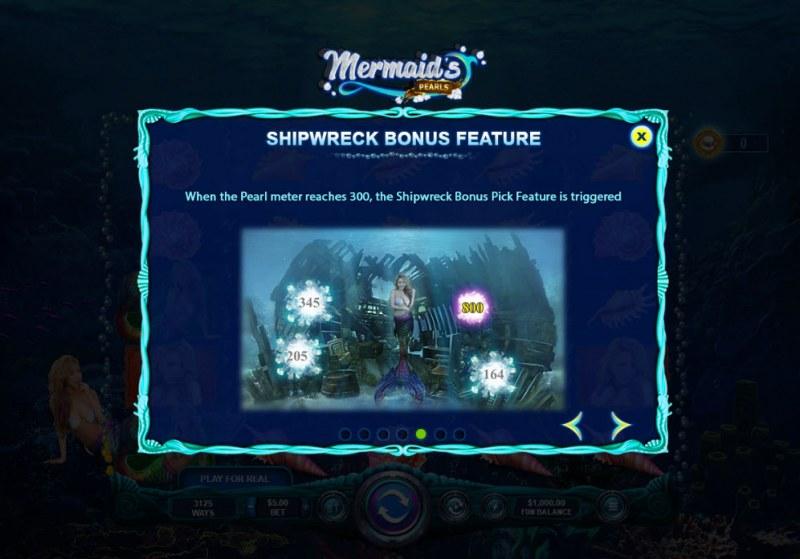 Mermaid's Pearls :: Bonus Feature
