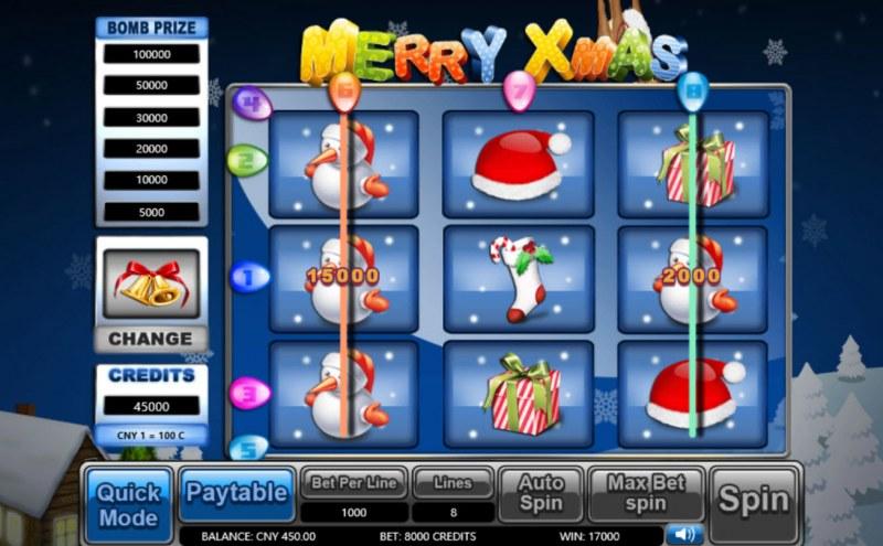 Merry Xmas :: Three of a kind