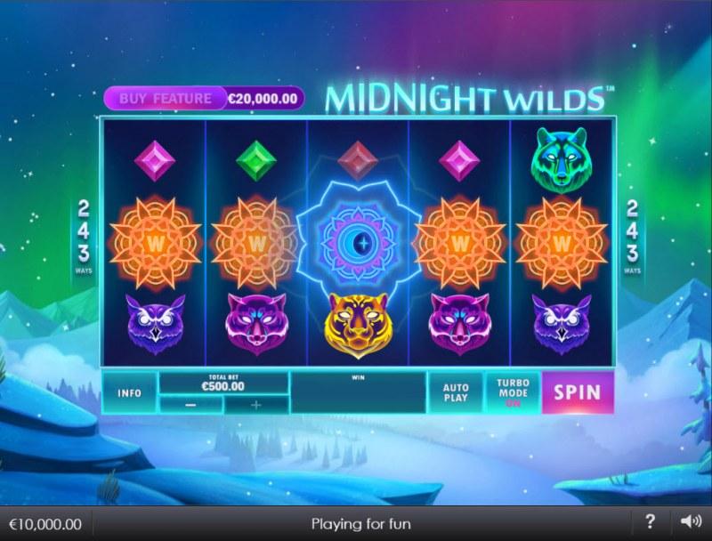 Midnight Wilds :: Main Game Board