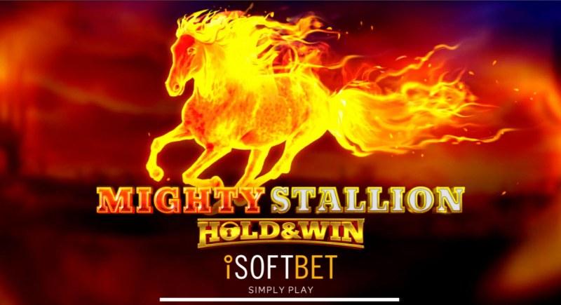 Mighty Stallion Hold & Spin :: Splash Screen
