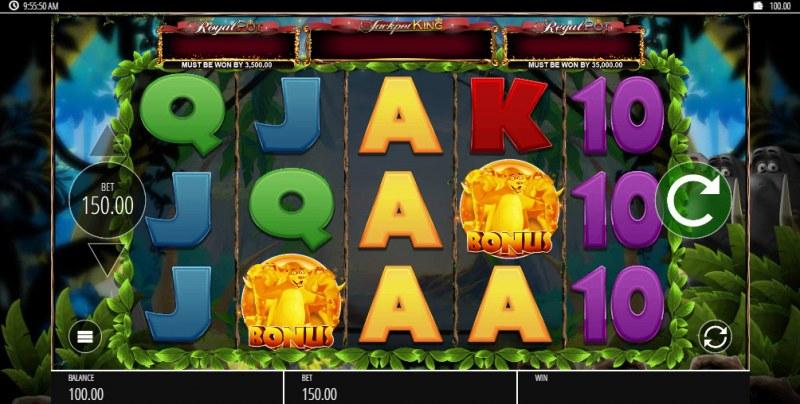 Mighty Tusk :: Main Game Board