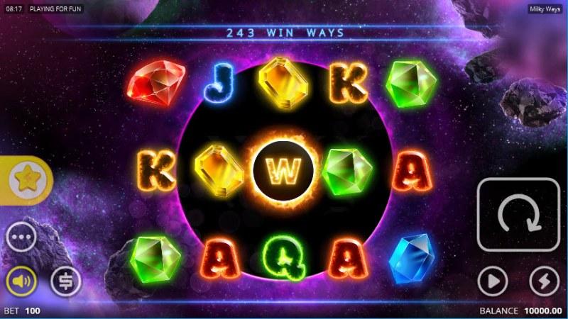 Milky Ways :: Main Game Board