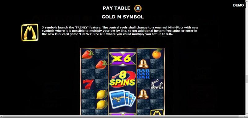 Million 7 :: Gold M