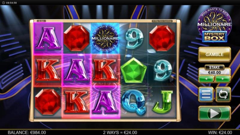 Millionaire Mystery Box :: Three of a kind