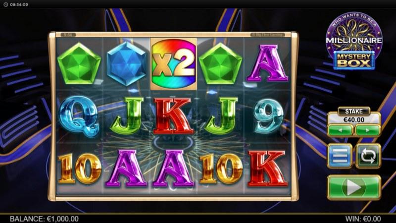 Millionaire Mystery Box :: Main Game Board