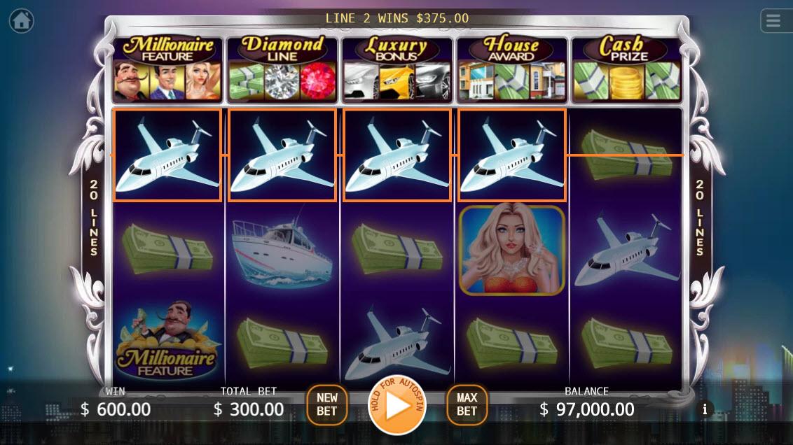 Millionaires :: Four of a kind