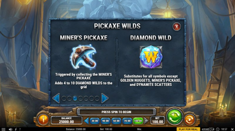 Miner Donkey Trouble :: Pickaxe Wilds